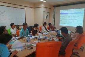 จัดประชุมรายงานความก้าวหน้าโครงการเงินหมุนเวียนเพื่อการอนุรักษ์พลังงานโดยสถาบันการเงิน